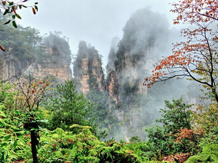 Pohoří Tchien-c'