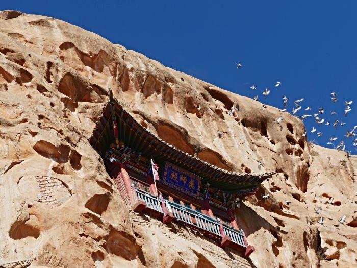 Chrám tisíce buddhů (chrámový komplex Matisi)