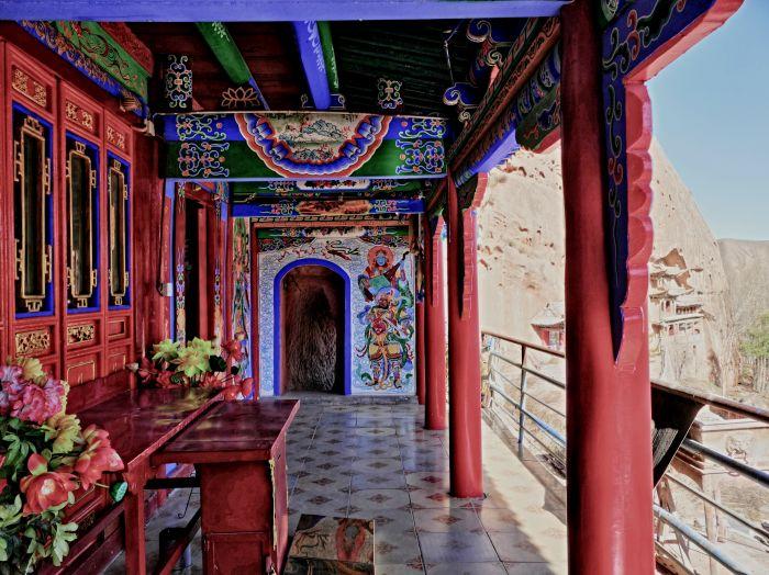 Úchvatná výzdoba Chrámu tisíce buddhů