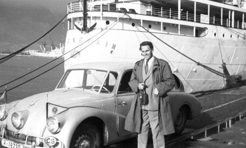 Miroslav Zikmund Tatra 87