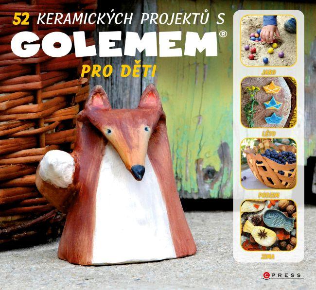 52 keramických projektů s Golemem