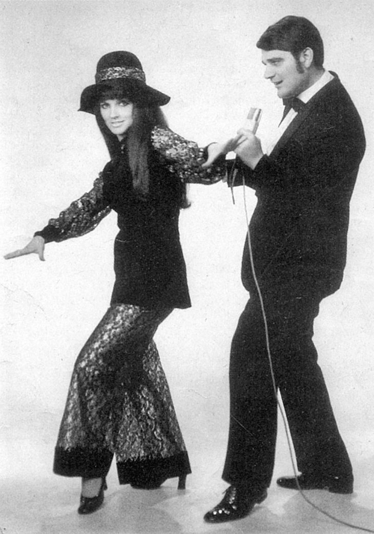 Richard Adam s manželkou Ájou