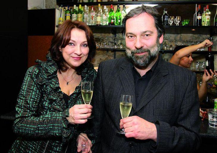 S Radkem Johnem byli považováni za ideální pár