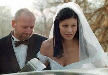 Svatba s Petrem Kratochvílem