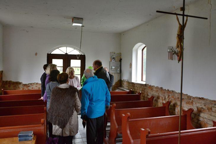 Bílovec - kaple sv. Martina