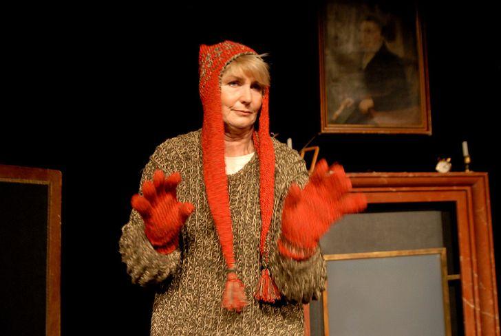 Eliška Balzerová v komedii Komorní Fidlovačky Můj báječný rozvod