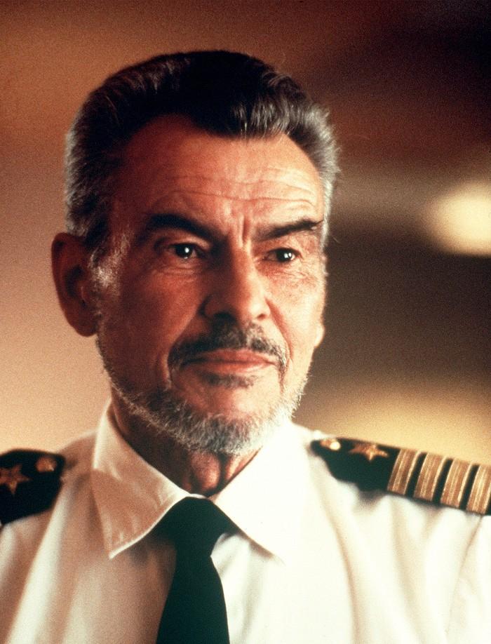 Kapitán v televizním thrilleru Plavba smrti