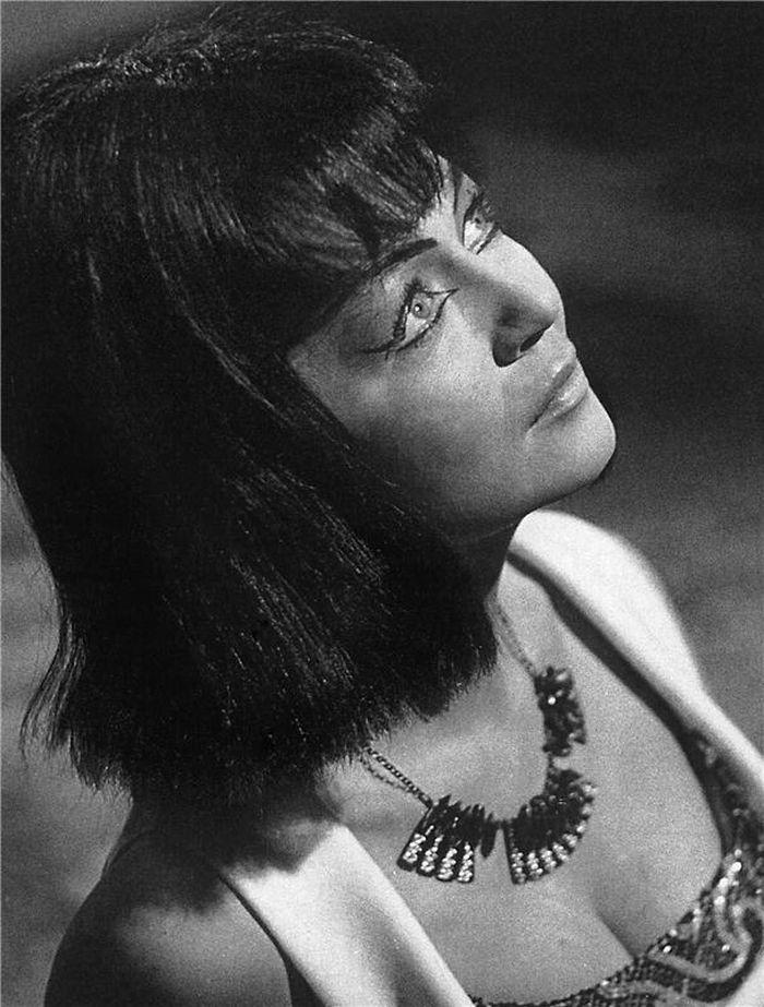 V roce 1967 v Shakespearově dramatu Antonius a Kleopatra