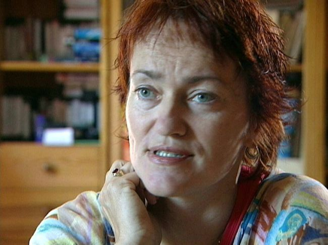 Tereza Boučková v dokumentu České televize Ženy Charty 77