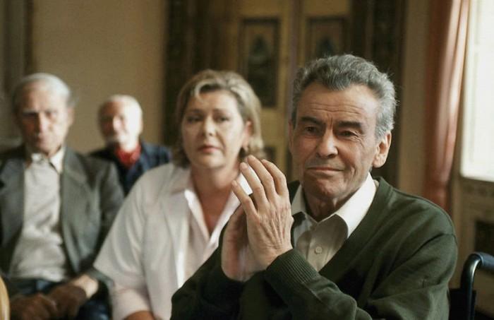 Naposledy před kamerou – v televizním filmu Život na rozcestí