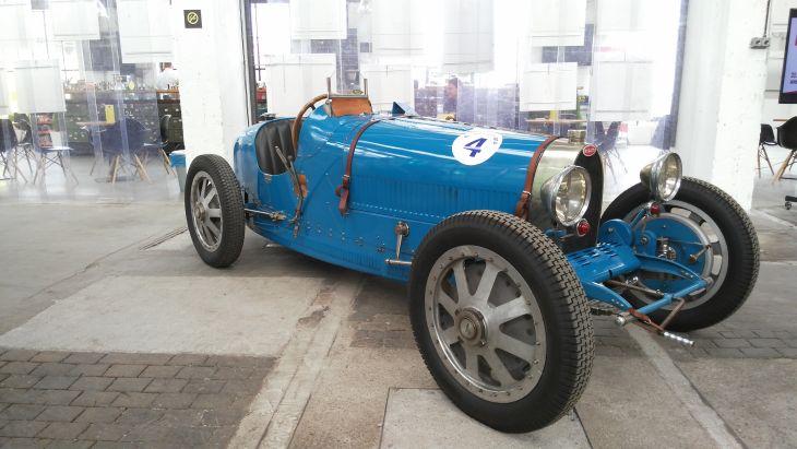 Bugatti T35, který proslavila Eliška Junková, se stal jedním z nejúspěšnějších soutěžních vozů všech dob