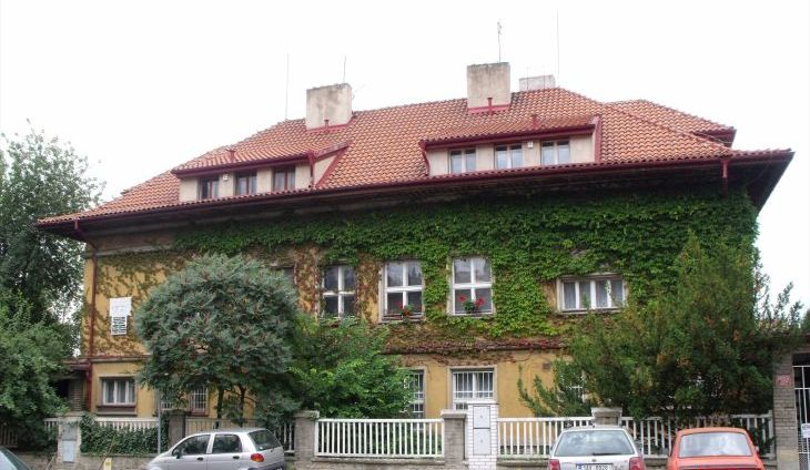 Vila bratří Čapků na rozhraní pražských Vinohrad a Vršovic