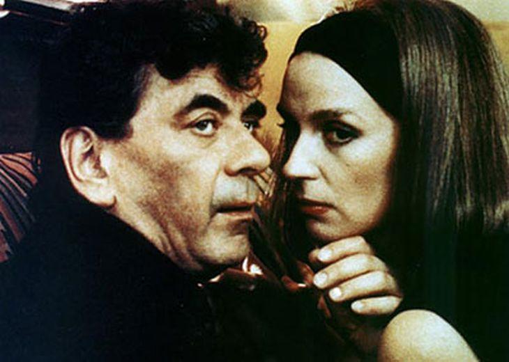 S Ivanou Chýlkovou ve svém posledním filmu Díky za každé nové ráno
