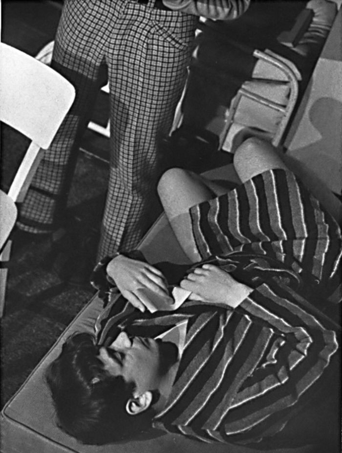 Kilián v dramatu Aleny Vostré Na ostří nože – Činoherní klub Praha 1968
