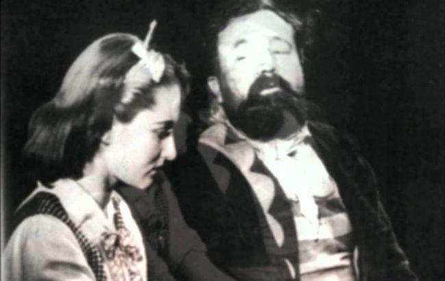 S Janem Werichem v muzikálu Divotvorný hrnec