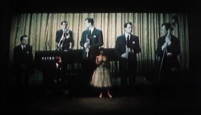 Na pódiu mimo jiné se šesti Šlitry, prožila Sylvie v Bruselu déle než půl roku. Výstava Expo '58 se totiž se konala od 17. dubna do 19. listopadu 1958.