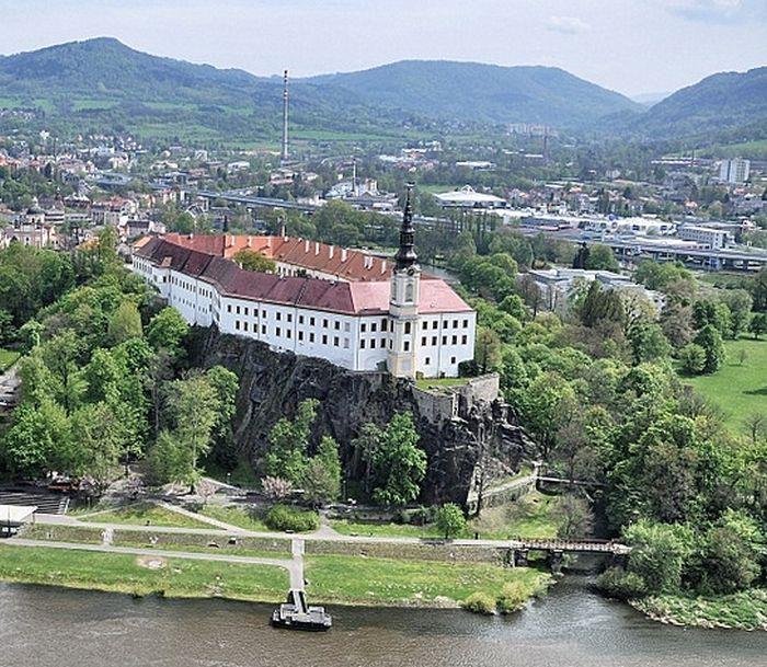 Děčín-zámek