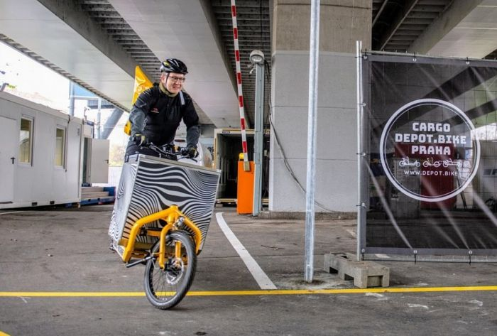 Depot Bike