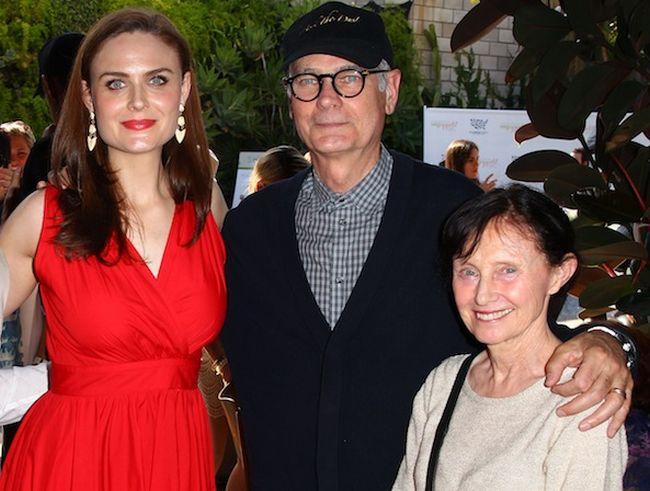 S rodiči Mary a Calebem