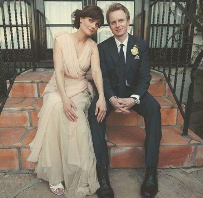 Svatební foto s Davidem Hornsbym