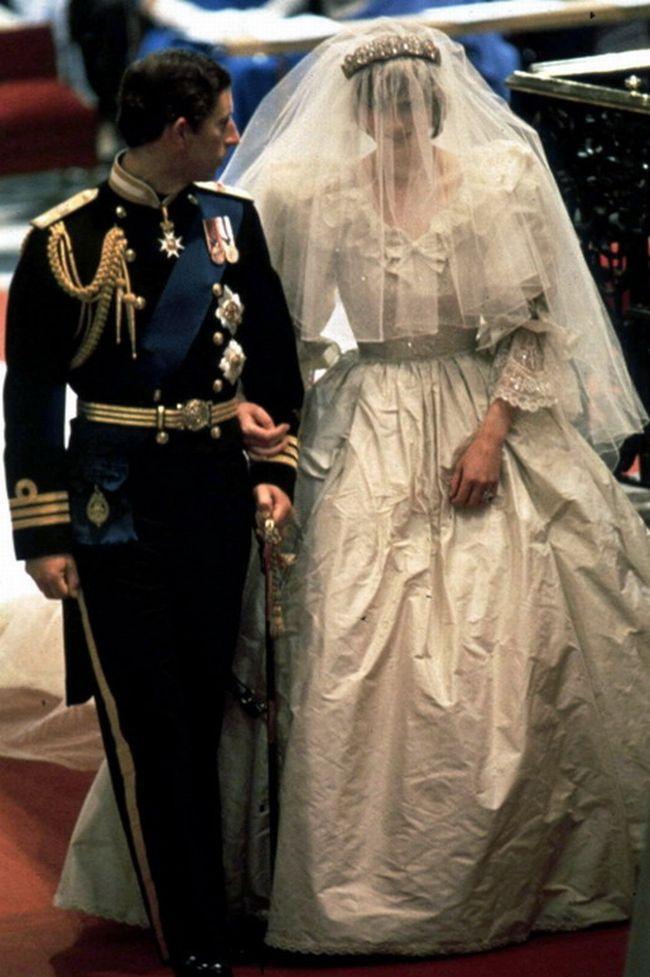 Britská svatba století