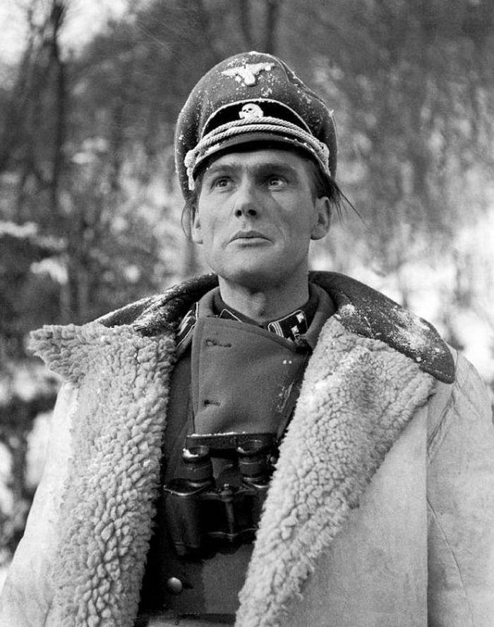 První velkolepý úspěch – velitel Hermann Thiele ve válečném dramatu Vlčie diery