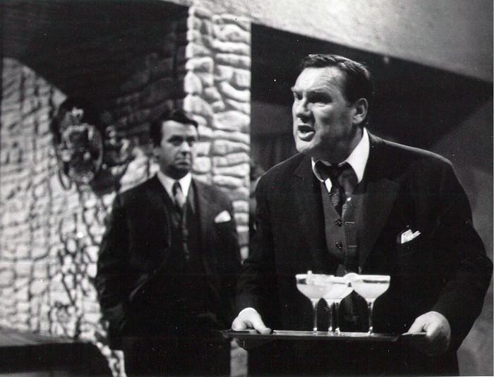 Filip v televizním dramatu z roku 1969 o nevydařeném abiturientském setkání Pštrosí večierok
