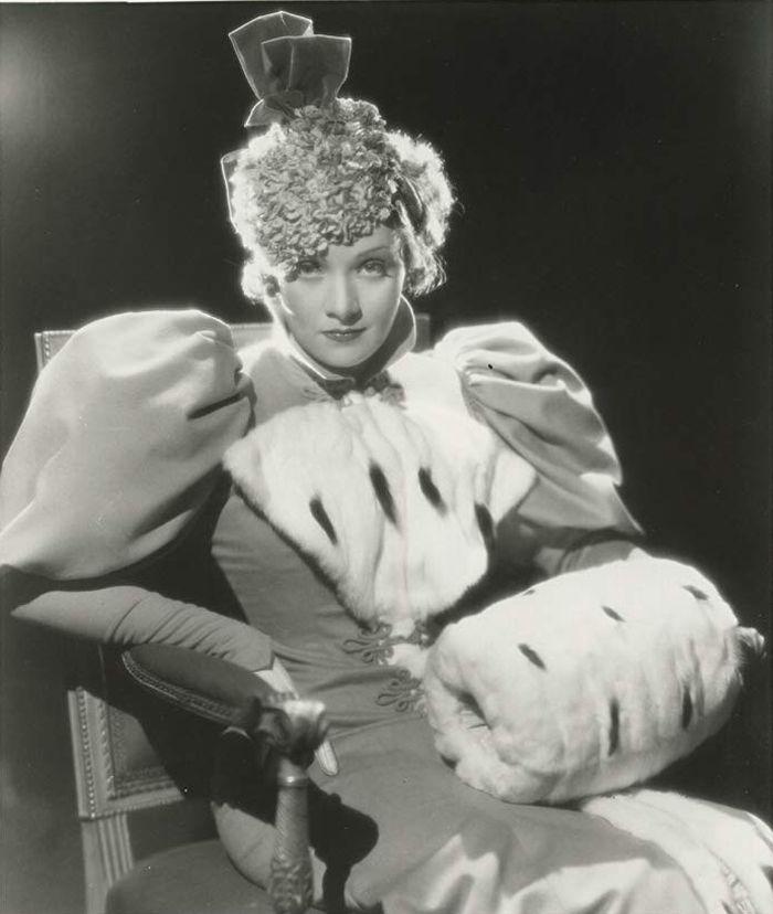 Lily Czepanek v romanci z roku 1933 Píseň písní