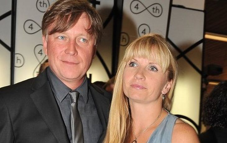 S manželkou Zuzanou