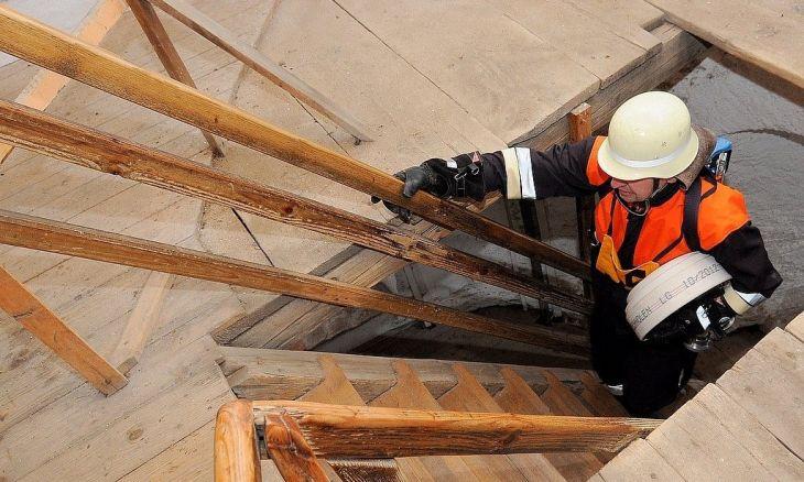 Domažlice - soutěž hasičů