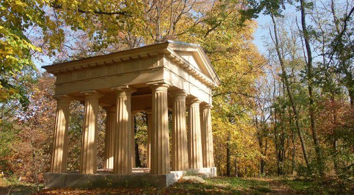 Dórský chrám
