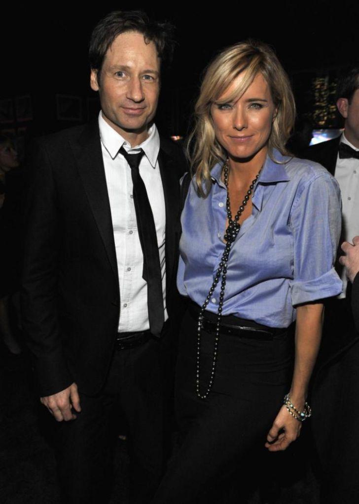 S exmanželkou Téou Leoni