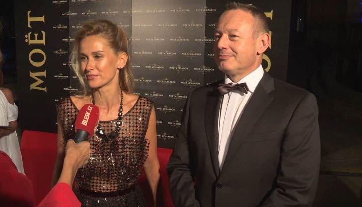 Michalovou čtvrtou manželkou je populární DJ Lucca