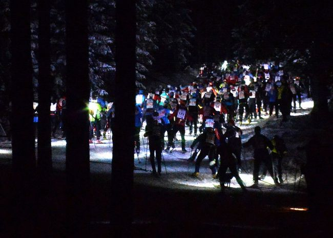 Night Light Marathon Bedřichov