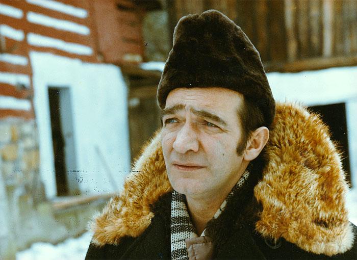 Tonda Škarda v komedii režiséra Otakara Fuky Samorost