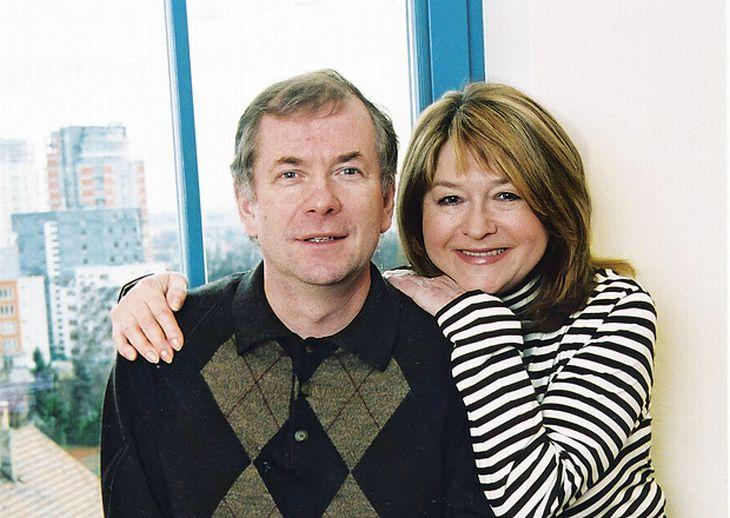 S manželem Lubomírem