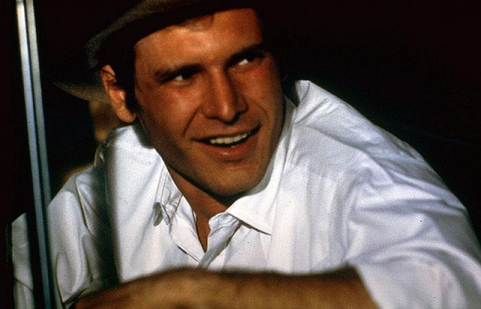 V roce 1973 v bláznivé studentské komedii George Lucase Americké graffiti