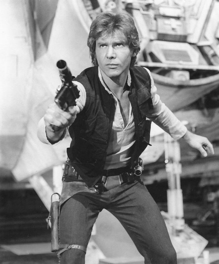 Konečně hvězdou – Star Wars: Epizoda IV – Nová naděje