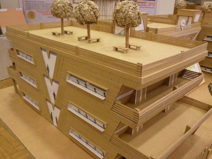 Vítěz roku 2012 - Střední škola stavební; SOŠ a SOU stavební Kolín