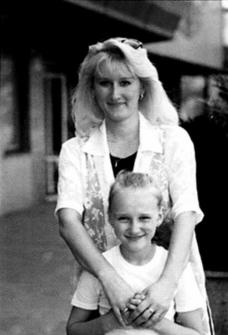 Iveta Kolářová s dcerou Lucií