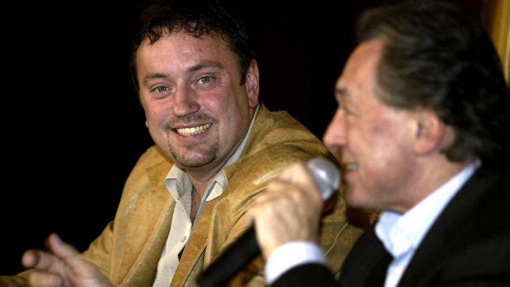 S podnikatelem Janem Moťovským