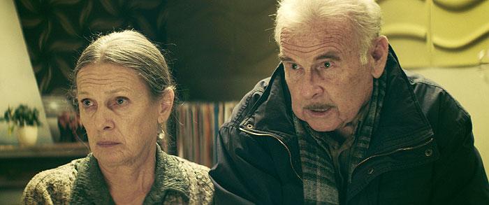 Naposledy před filmovou kamerou – s Luďkem Munzarem v Hřebejkově komedii Svatá čtveřice