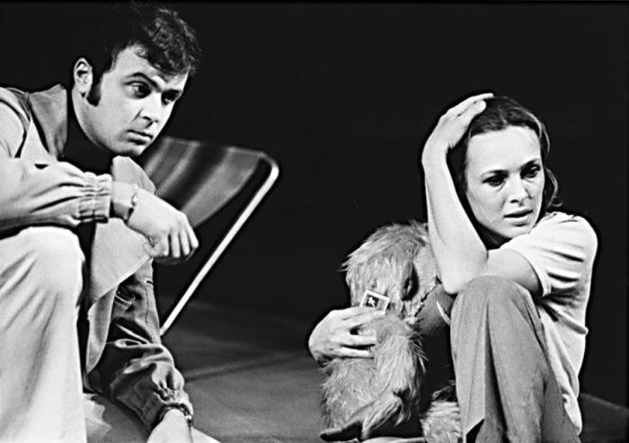 S Eduardem Žemlou v dramatu Souboj – Divadlo J. Průchy Kladno a Mladá Boleslav