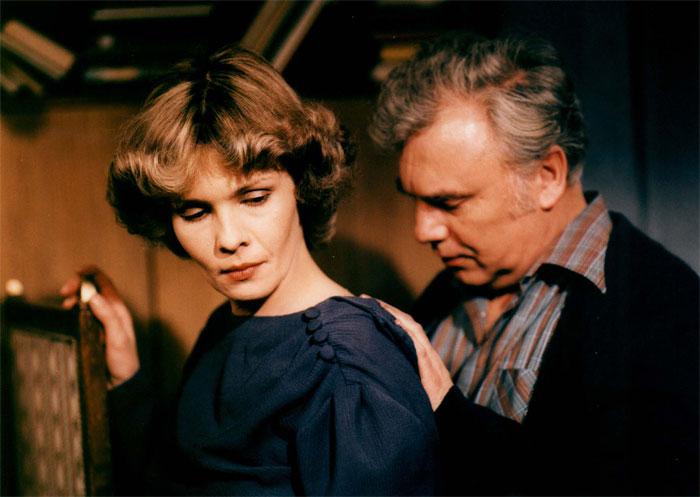 S Janou Šulcovou v rodinné komedii Kotva u přívozu