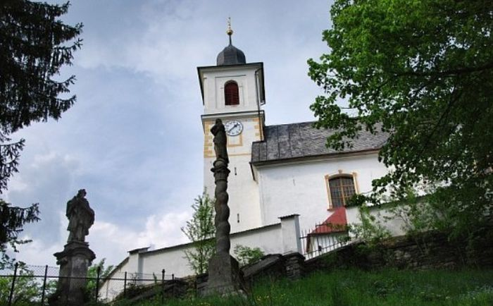 Hanušovice sv. Mikuláš