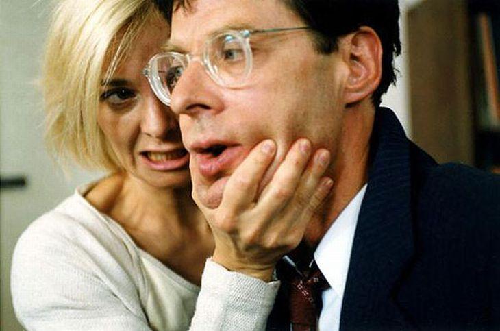 S Veronikou Žilkovou ve filmu Otesánek