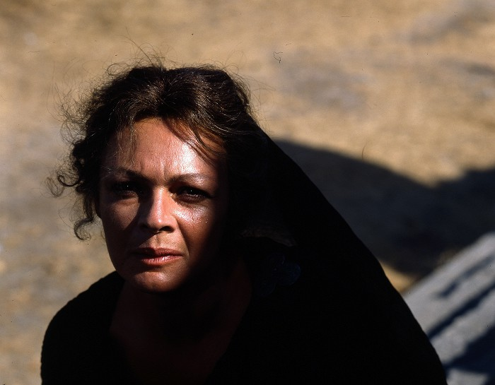 Jana Hlaváčová v mysteriu na motivy italského dramatika Gabriela D'Annunzia na hudbu Clauda Debussyho Utrpení svatého Šebestiána