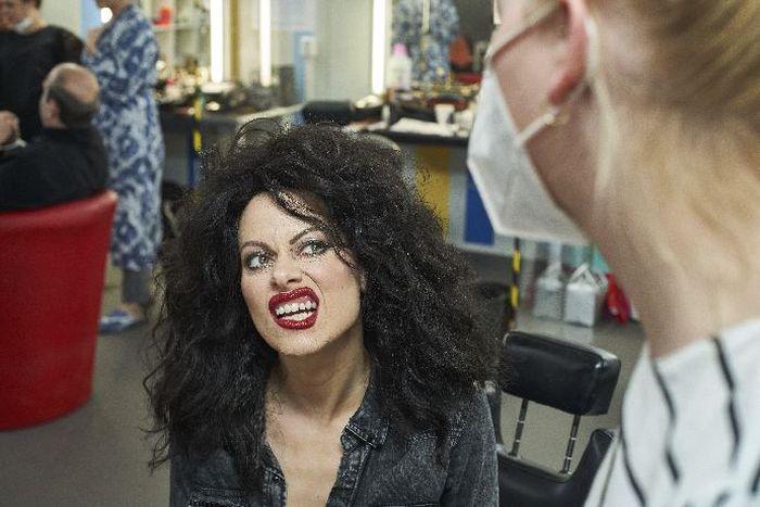 Při jednom z Haniných letošních vystoupení v Tváři měla nejspíš Lucie Bílá pocit, že se dívá do zrcadla