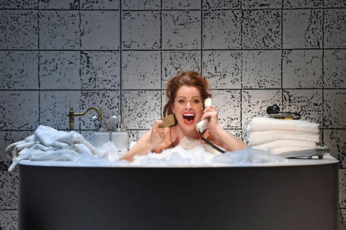 Jako prostitutka Vivian v české divadelní verzi slavného amerického filmového muzikálu Pretty Woman