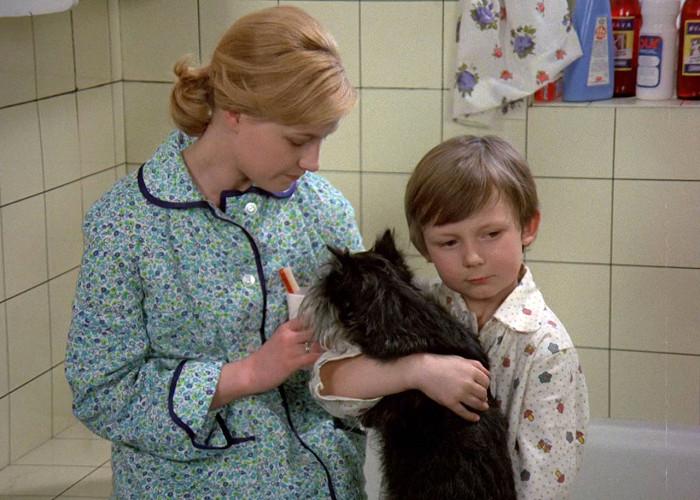Filmový Beník už dávno nebyl štěně a ve skutečnosti se jmenoval Andulka